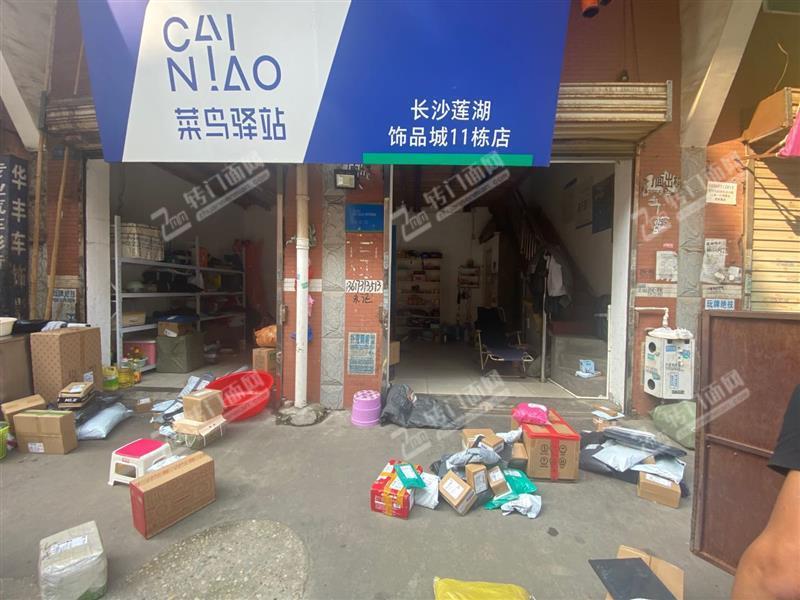 急转莲湖市场33㎡韵达2级站点(派件1000,收件130)