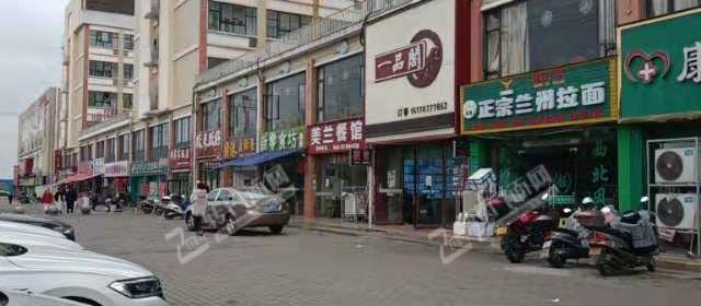 开发区赣港康居大型餐饮低价转让