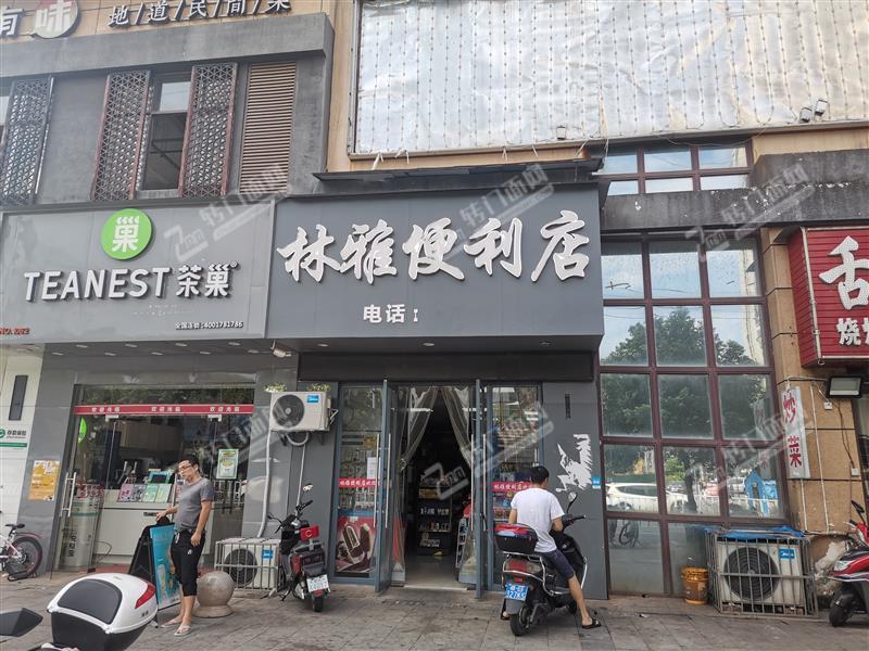 赣县小区出入口便利店低价转让